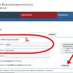 BNO kód kereső: itt találod meg a betegségek BNO-kódját!