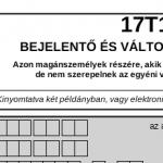 Lakáskiadás, ingatlan bérbeadás bejelentése a NAV-hoz